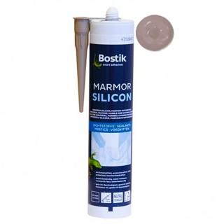 Σιλικόνη για στεγανοποίηση Μαρμάρου και φυσικών Λίθων Μπέζ Bostik Marmor Silicon