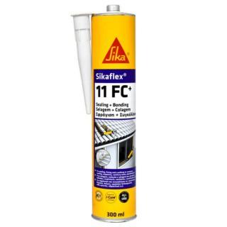 Σιλικόνη Λευκή Πολυουρεθάνης Sikaflex-11FC 300ml