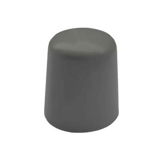 Στοπ πόρτας δαπέδου Πλαστικό Βιδωτό σε Γκρί χρώμα 00-061-018