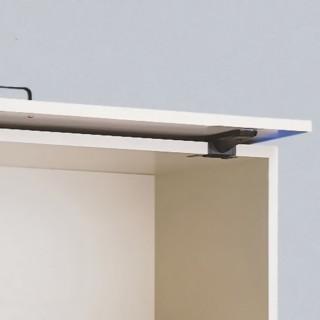 Μηχανισμός για άνω πόρτα χωνευτή εξωτερικής κύλισης Sugatsune 15250102