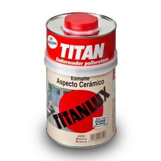 Σμάλτο Μπανιέρας - Κεραμικών δύο συστατικών - TITANLUX ASPECTO CERAMICO 750 ml