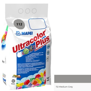 Αρμόστοκος MAPEI ULTRACOLOR PLUS Ν112 Medium Grey 5 kg