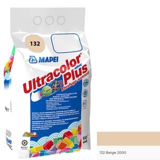 Αρμόστοκος MAPEI ULTRACOLOR PLUS Ν132 Beige 2000 5 kg