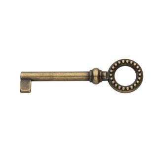 Διακοσμητικό κλειδί 464 ΑΝΤΙΚΕ 7,3cm x 2,1cm Roline