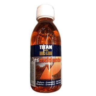 Καθαριστικό Σκουριάς Πολλαπλών Χρήσεων Desoxidante TITAN 250ml