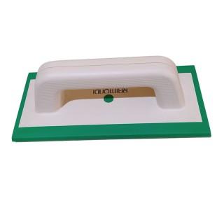 Σπάτουλα Στόκου με Πράσινο Σκληρό Λάστιχο 100X245MM DUAL RAIMONDI 13695