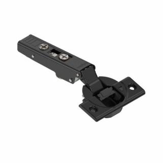 Μεντεσές BLUM clip top 110° με ενσωματωμένο φρένο ίσιος black onyx 71B3550