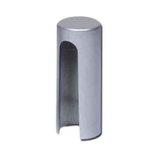 Διακοσμητικό Καπάκι για Μεντεσέ πόρτας AGB 3D Ασημί 1 Τεμ.