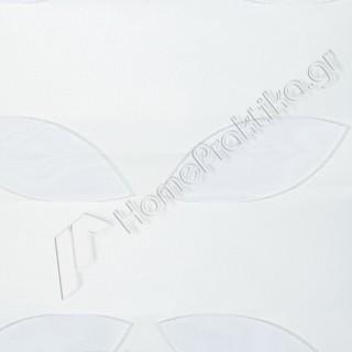 Ρόλερ - Roller 3D Collection musk 01 Λευκό για Χειροκίνητο ή Ηλεκτροκίνητο μηχανισμό