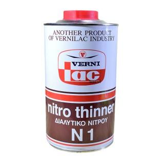 Διαλυτικό Νίτρου Νο1 1lt Vernilac