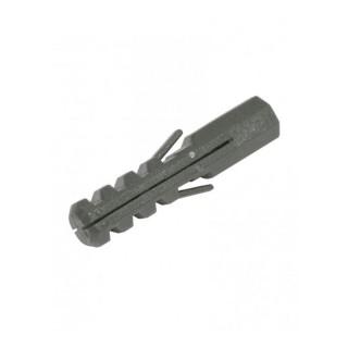 ΟΥΠΑΤ Πλαστικά DIMO PLASTIC (Βύσματα απλά) Γκρί Νο5 (100τεμάχια) 29145