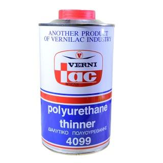 Διαλυτικό Pολυουρεθάνης 4099 1lt Vernilac