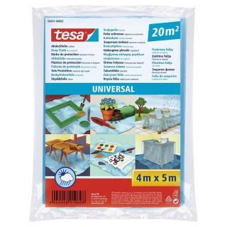 Μεμβράνη Προστασίας Drop Cloth tesa® Universal 4m Πλάτος Χ 5m μήκος 56651