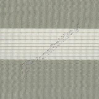 Ρόλερ - Roller Zebra Collection διπλό ZS117 για Χειροκίνητο ή Ηλεκτροκίνητο ασύρματο μηχανισμό
