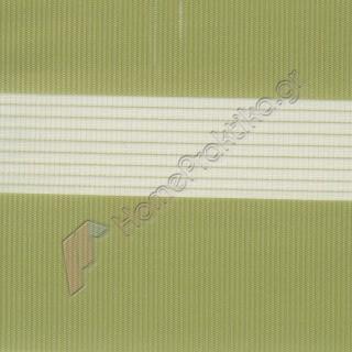 Ρόλερ - Roller Zebra Collection διπλό ZS210 για Χειροκίνητο ή Ηλεκτροκίνητο ασύρματο μηχανισμό