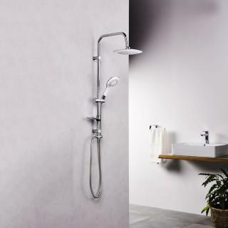 Στήλη Ντουζ Tema Rain Bianco 53276