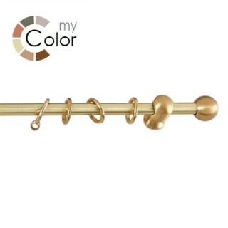 Κουρτινόξυλα Ανάρτηση Φ10 Ball My Color