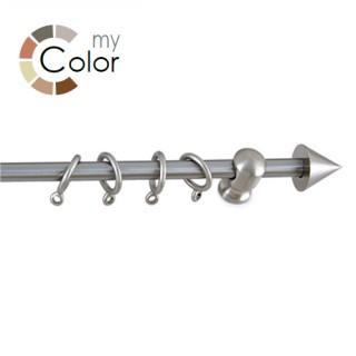 Κουρτινόξυλα Ανάρτηση Φ10 Cono My Color