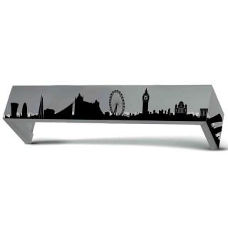 Μετόπη αλουμινίου με εκτύπωση ΜΕ 237 Λονδίνο