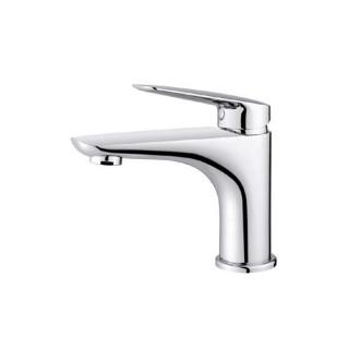 Μπαταρία νιπτήρα μπάνιου Χρώμιο 085934