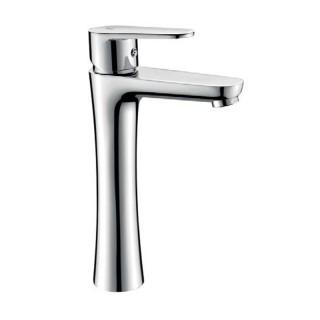 Μπαταρία μπάνιου νιπτήρα ψηλή Χρώμιο 082383