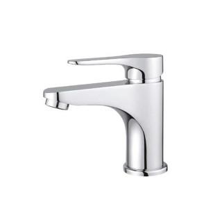 Μπαταρία νιπτήρα μπάνιου Χρώμιο 085929