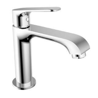 Μπαταρία μπάνιου νιπτήρα ψηλή Χρώμιο 086695