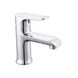 Μπαταρία μπάνιου νιπτήρα Χρώμιο 086701