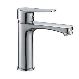 Μπαταρία μπάνιου νιπτήρα ψηλή Χρώμιο 086795