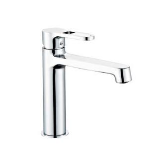 Μπαταρία μπάνιου νιπτήρα ψηλή Χρώμιο 086818