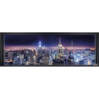 Φωτοταπετσαρία τοίχου Komar 4-877 Sparkling New York 3.68 cm x 1.27 cm