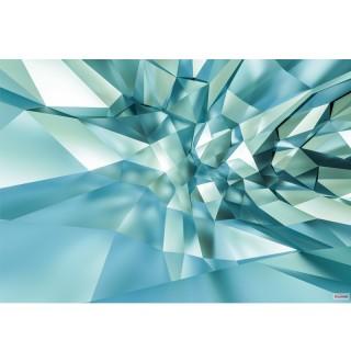 Φωτοταπετσαρία τοίχου Komar 8-879 3D Crystal Cave 3.68 cm x 2.54 cm