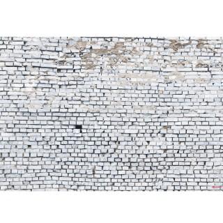 Φωτοταπετσαρία τοίχου Komar 8-881 White Brick 3.68 cm x 2.54 cm