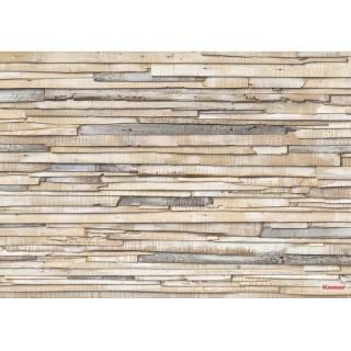 Φωτοταπετσαρία τοίχου Komar 8-920 Whitewashed Wood 3.68 cm x 2.54 cm