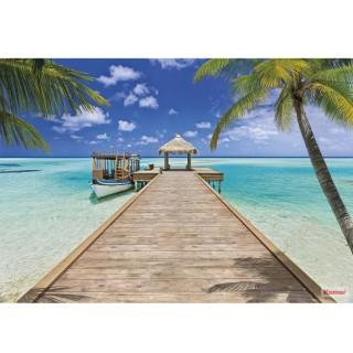 Φωτοταπετσαρία τοίχου Komar 8-921 Beach Resort 3.68 cm x 2.54 cm