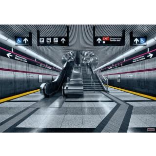 Φωτοταπετσαρία τοίχου Komar 8-996 Subway 3.68 cm x 2.54 cm