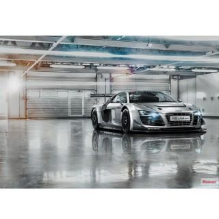 Φωτοταπετσαρία τοίχου Komar 8-957 Audi R8 Le Mans 3.68 cm x 2.54 cm