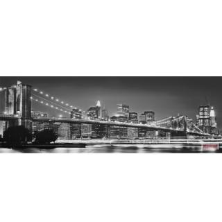 Φωτοταπετσαρία τοίχου Komar 4-320 New York Brooklyn Bridge 3.68 cm x 1.27 cm
