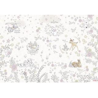 Φωτοταπετσαρία τοίχου Komar 8-4023 Best of Friends 3.68 cm x 2.54 cm