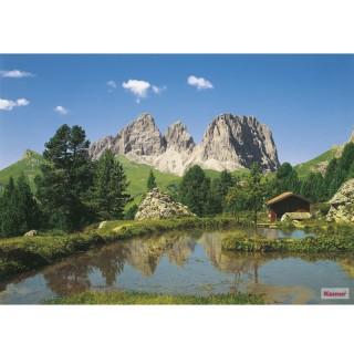 Φωτοταπετσαρία τοίχου Komar 8-9017 Dolomiten 3.88 cm x 2.70 cm