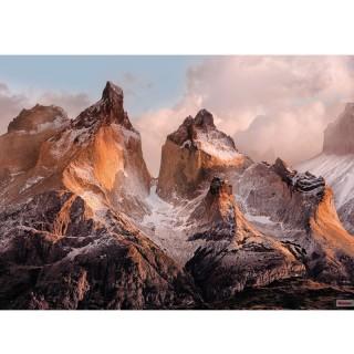 Φωτοταπετσαρία τοίχου Komar 4-530 Torres del Paine 2.54m x 1.84m