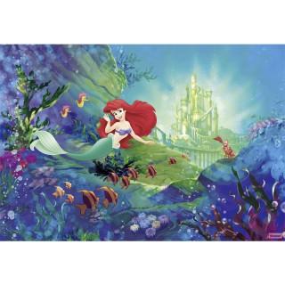 Φωτοταπετσαρία τοίχου Komar 8-4021 Ariel's Castle 3.68 cm x 2.54 cm