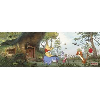 Φωτοταπετσαρία τοίχου Komar 4-413 Pooh's House 3.68 cm x 1.27 cm