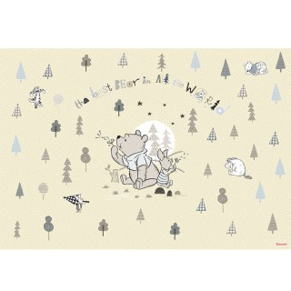 Φωτοταπετσαρία τοίχου Komar 8-4024 Winnie Pooh Best Bear 3.68 cm x 2.54 cm