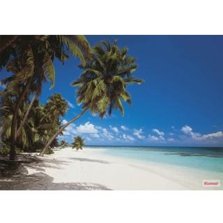 Φωτοταπετσαρία τοίχου Komar 8-240 Maldives 3.88 cm x 2.70 cm