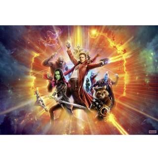 Φωτοταπετσαρία τοίχου Komar 8-4030 Marvel Guardians of the Galaxy 3.68 cm x 2.54 cm