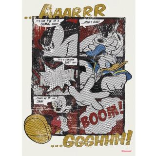 Φωτοταπετσαρία τοίχου Komar 4-421 Mickey's Great Escape 1.84 cm x 2.54 cm
