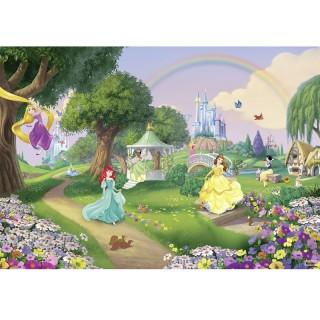 Φωτοταπετσαρία τοίχου Komar 8-449 Princess Rainbow 3.68 cm x 2.54 cm