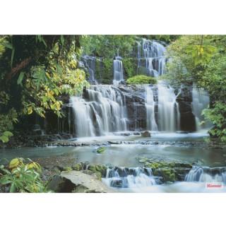 Φωτοταπετσαρία τοίχου Komar 8-256 Pura Kaunui Falls 3.68 cm x 2.54 cm