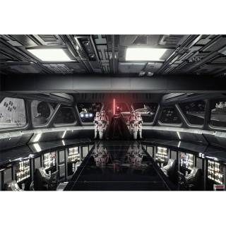 Φωτοταπετσαρία τοίχου Komar 8-445 Star Wars Destroyer Deck 3.68 cm x 2.54 cm